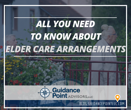 All You Need to Know About Elder Care Arrangements
