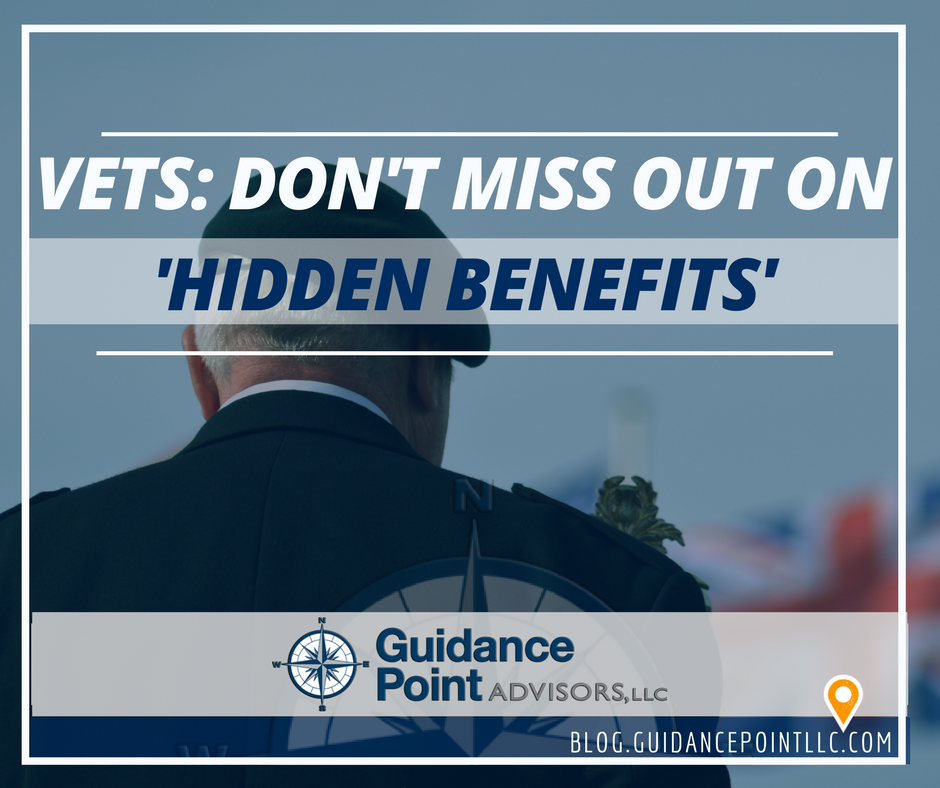 Vets Dont Miss Out On Hidden Benefits