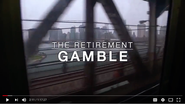 Frontline - The Retirement Gamble