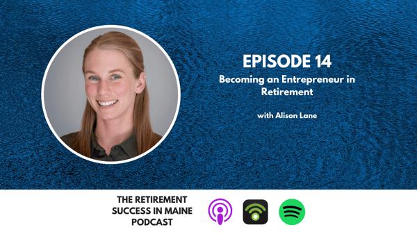 Retirement Success in Maine 14 Alison Lane